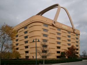 Longabergerの本社ビル