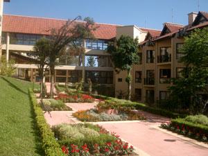 五つ星のリゾートホテルHotel Serrano@Gramado,Brazil