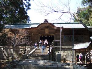 火伏せの愛宕神社