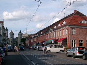 ポツダム市街@ポツダム,ドイツ
