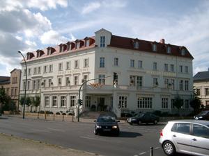 Hotel am Jagertor@ポツダム,ドイツ