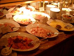 おすすめホテルHotel am Jagertorの朝食@ポツダム,ドイツ