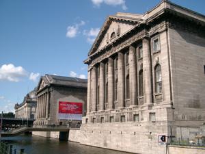 博物館島のペルガモン博物館@ベルリン,ドイツ