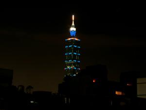 Taipei 101@台北(台湾)