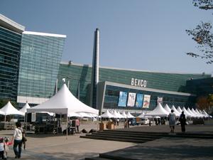 SICE-ICCAS 2006@BEXCO(釜山)
