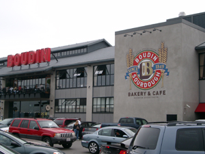 Boudin Sourdough Bakely & Cafe@サンフランシスコ