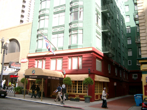 King George Hotel @ San Francisco