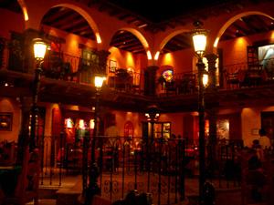 La Casa de las Margaritas @ カンクン, メキシコの店内