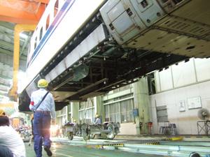 空飛ぶ新幹線N700系@新幹線なるほど発見デー