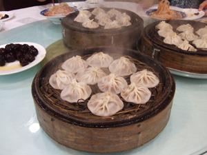 西安名物の美味しい包子 @ 西安,中国