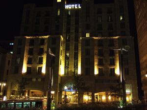 Hotel Palace Royal 外観 @ ケベック,カナダ