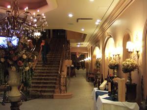 Hotel Palace Royal ロビー @ ケベック,カナダ