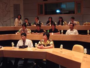 研究発表会会場@香港科技大学(HKUST)
