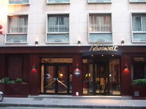 ホテル Le Roosevelt の概観@リヨン,フランス