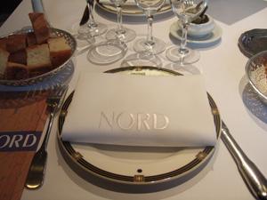テーブルセット@Le Nord (ポール・ボキューズ系)