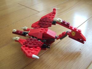 LEGO Creatorのプテラノドン