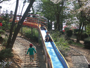 ジャイアントスライダー/ガラガラすべり台@丹波自然運動公園
