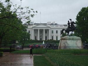 ホワイトハウス@ワシントンDC