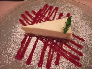 SZARAのチーズケーキ@クラクフ,ポーランド