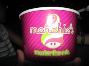 menchiesのカップ@ハワイ家族旅行