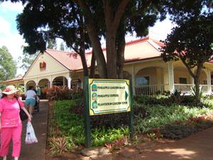 ドールプランテーション(Dole Plantation)@ハワイ家族旅行