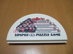 ロンポス4Dパズルのゲーム盤