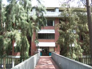 化学工学専攻の入っている建物@Curtin University of Technology