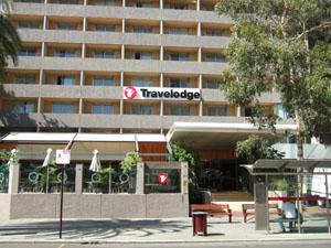 Travelodge Perth Hotel@パース,オーストラリア