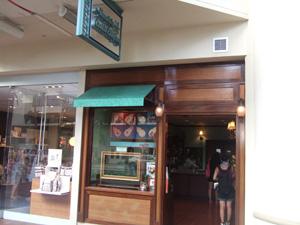 ハワイ・ホノルルのHonolulu Cookie Company