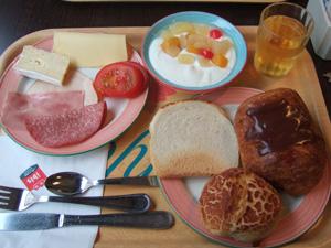 ibis hotel Leuven Centrumの朝食@ルーベン, ベルギー