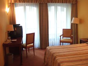Hotel Centraleの客室@ブリュッセル, ベルギー