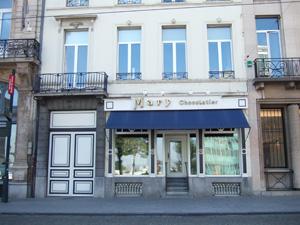 ベルギー王室御用達の高級チョコレート店Mary@ブリュッセル