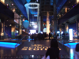 竜巻などの原理を体験@シカゴ科学産業博物館