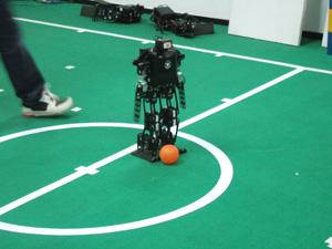 ロボコンに出場したロボット@浙江大学