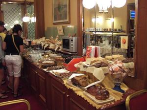 Hotel Berna Milanoの朝食@ミラノ