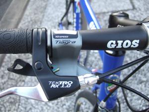 GIOS ULTIMO(ジオス・ウルティモ)2012年モデル