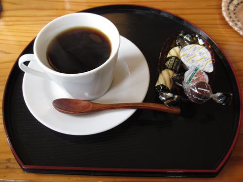 美味しいコーヒー@白川水源