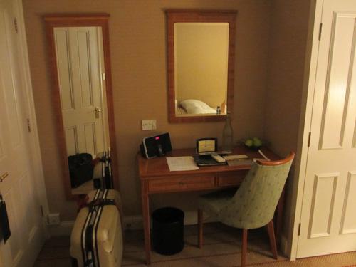 The Academy Hotelの客室@ロンドン
