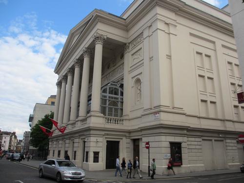 ロイヤルオペラハウス@ロンドン