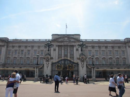 バッキンガム宮殿@ロンドン