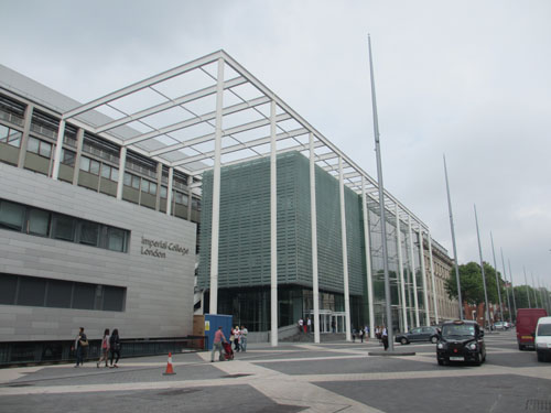Imperial College London訪問@ロンドン