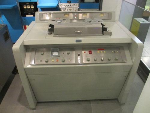 世界初のビデオレコーダー 1958@ロンドン科学博物館