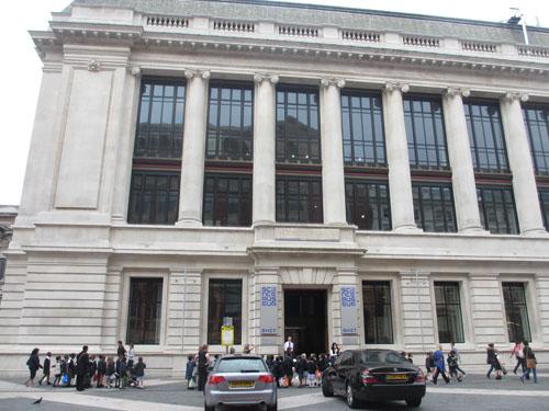 子供もいっぱいの科学博物館@ロンドン