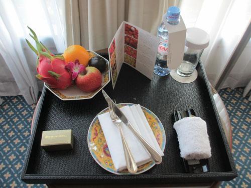 InterContinental Hotel@シンガポール