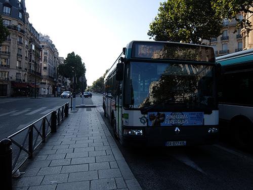 """""""バスでエッフェル塔へ@パリ"""""""