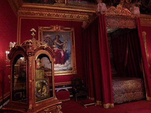 """""""国王の寝室@ベルサイユ宮殿"""""""