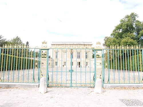"""""""マリー・アントワネットが住んでいた小トリアノン@ベルサイユ宮殿"""""""