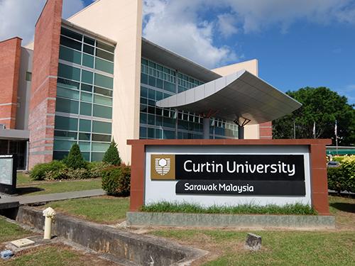 """""""Curtin"""