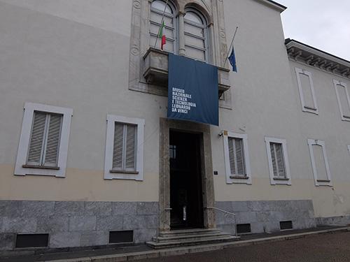 """""""レオナルドダヴィンチ科学技術博物館@ミラノ"""""""
