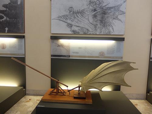 """""""模型@レオナルドダヴィンチ科学技術博物館"""""""